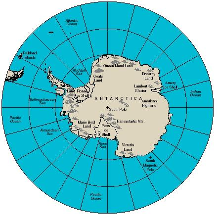Antarctica. (Reproduced by permission of The Gale Group.)