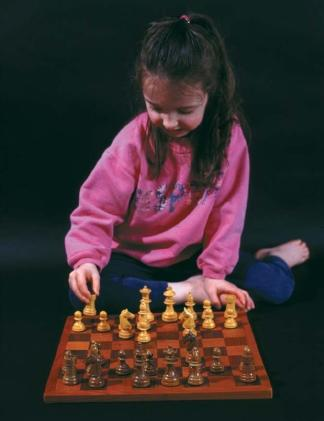 Chess is considered a game of perfect information because both players know exactly where all the pieces are located and what moves they can make. (Reproduced by permission of Field Mark Publications.)