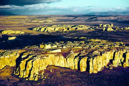 Plateau - The shape of the land, Forces and changes, Spotlight on ...