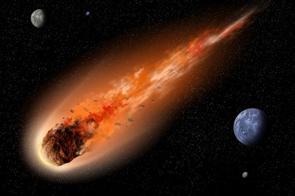 How Asteroids And Comets Formed 2934