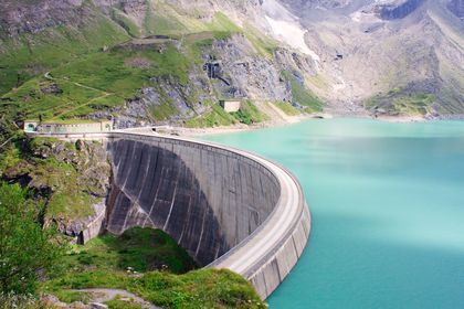 hydropower harnessing the water cycle hydropower production many