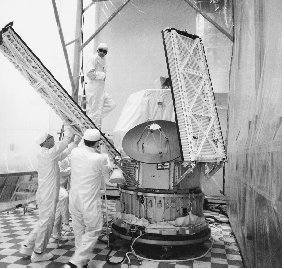 Mariner 4 Spacecraft 1964 (page 2) - Pics about space